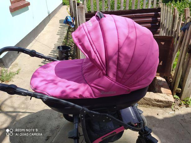 Дитяча коляска 3 в 1 камарело