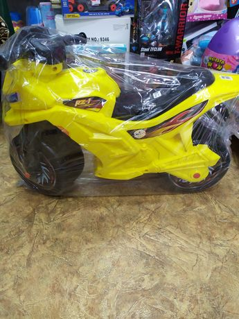 Мотоцикл толокар Орион