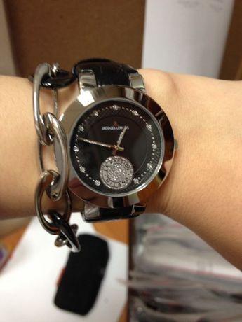 Zegarek damski APART Jacques Lemans kamienie Swarovskiego