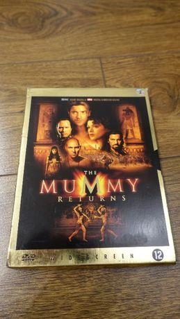 Mumia Powraca , DVD , wersja dwupłytowa