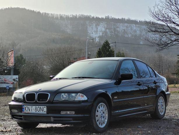 Sprzedam BMW E-46 2.0 DIESEL 136 KM
