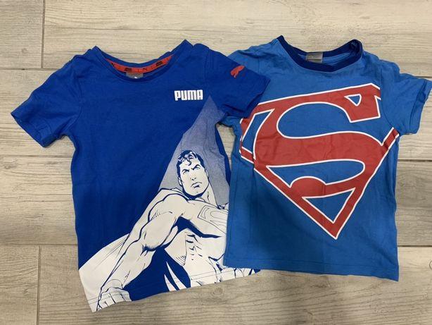Puma футболка шотры костюм набор  2-3 3-4 98-104