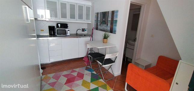 Apartamento T0 totalmente remodelado; mobilado e equipado em Alfama
