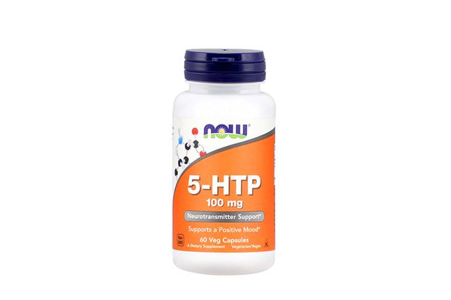 5-Hydroxy L-Tryptophan Now Foods 5-HTP 100mg 60caps (США) Триптофан