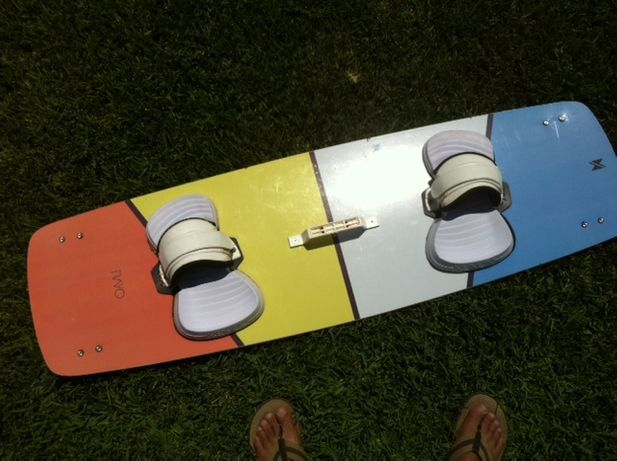 Kitesurf - Prancha Xenon 134x41