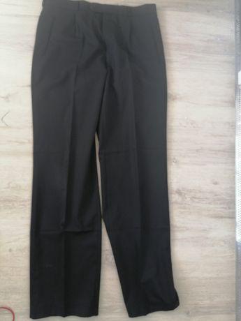 Spodnie wizytowe garnitur XL pas 90cm