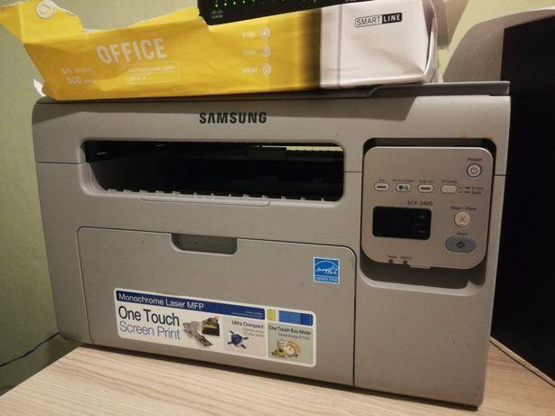 Urządzenie wielofunkcyjne - Samsung SCX-3400
