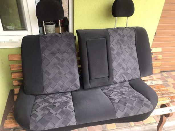 Задний ряд сидений/диван Opel Astra G/Опель Астра джи