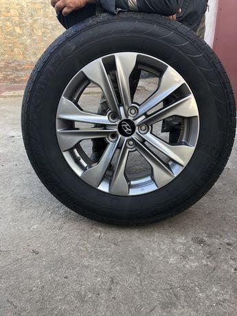 Диски Hyundai ORIGINAL R17 5*114,3