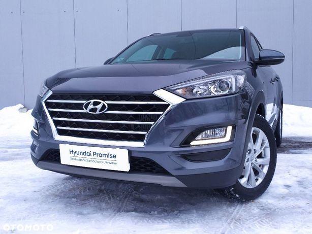Hyundai Tucson Comfort 1.6 Turbo 177KM 2WD fvatmarża kamera cofania