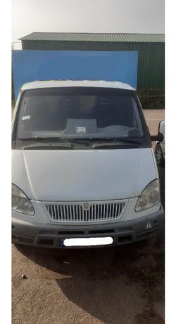 Породам ГАЗ 3302 зі спеціалізованим ізотермічним фургоном