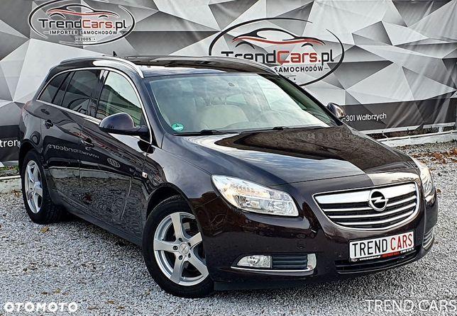 Opel Insignia 160 KM Navi kombi bezwypadkowa Gwarancja