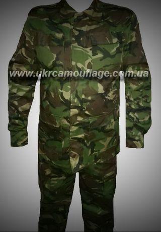 Костюм британка военная форма камуфляж DPM