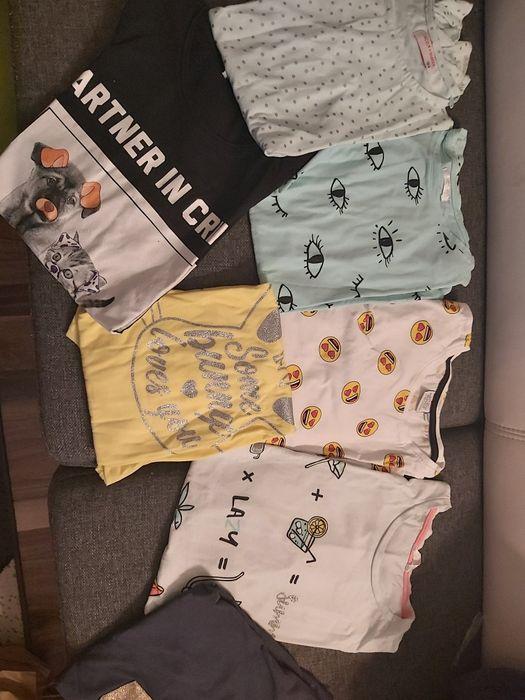 Bluzeczka tschiry 7 sztuk Pruszków - image 1