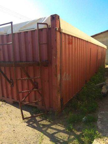 продам контейнер под зерновоз