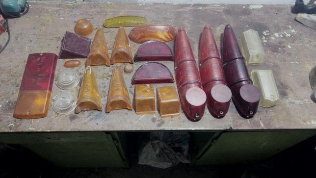 Продам стёкла поворотов ,стопов для м-402-403 ЗАЗ-968
