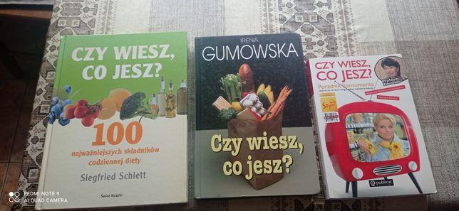 Wiesz co jesz 3 książki