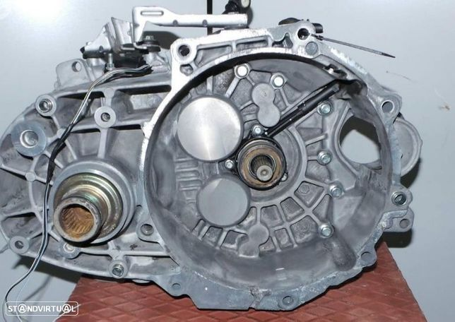 Caixa 6 Velocidades Volkswagen Sharan Ford Galaxy Seat Alhambra 1.9Tdi 130Cv Ref. FUX