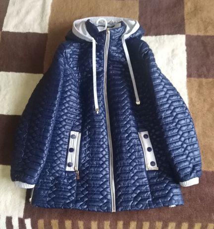 Женская демисезонная куртка 54р.