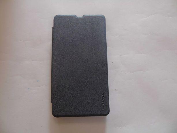 Новий чехол книжка на телефон Microsoft LUMIA 535 ціна 50 грн