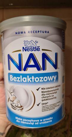 3 x Mleko Nan bezlaktozowy