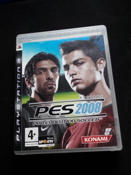 PS3 Pro Evolution Soccer 2008/2011/2012 / PS2 Hitman 2