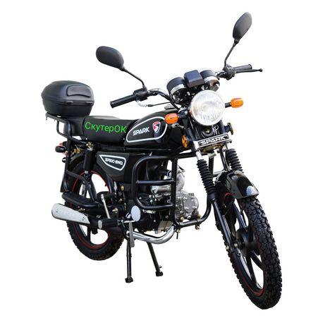 СкутерОК Мотоцикл Альфа 110 в наличии! Доставка по город  возм.кредит!