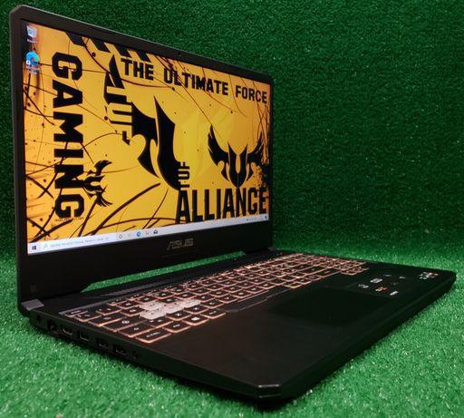 """НОВЫЙ Ноутбук Asus TUF FX505DV 15"""" Ryzen 7/16/SSD256+1TB/RTX 2060, 6GB"""