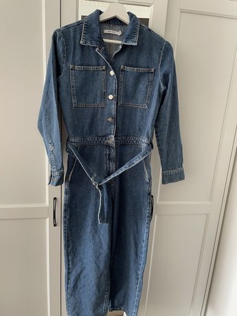 Джинсовий комбінезон,комбинезон,джинсы,джинси