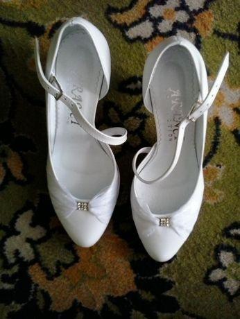 Buty ślubne, rozm. 36