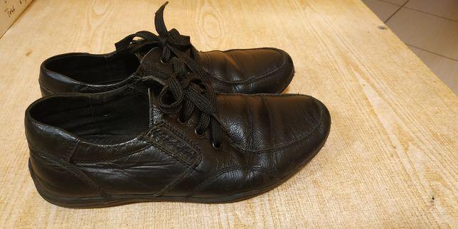 Кожаные туфли размер 36 на мальчишку