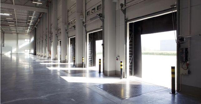 Lubin - nowoczesny magazyn o powierzchni 6.000 m2.