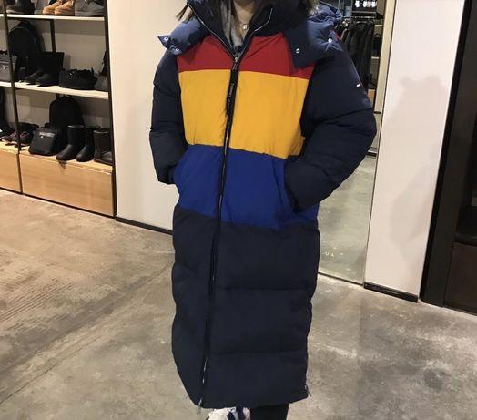 Пальто Tommy Hilfiger оригинал женское пуховик Massimo