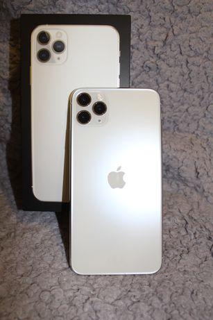 iPhone 11 Pro Max SLV 64GB - C/GARANTIA + CAPA APPLE ROSA