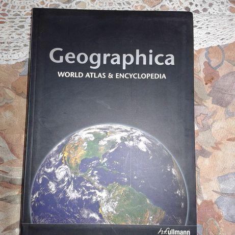 Geographica World Atlas po angielsku