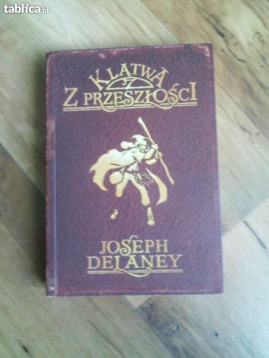 """""""Klątwa z Przeszłości"""" Joseph Delaney Ruda Śląska - image 1"""