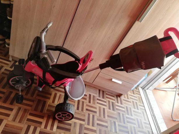 Triciclo bebé usado