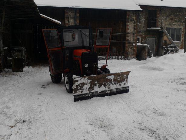 Pług śnieżny do traktora Ursus 3512