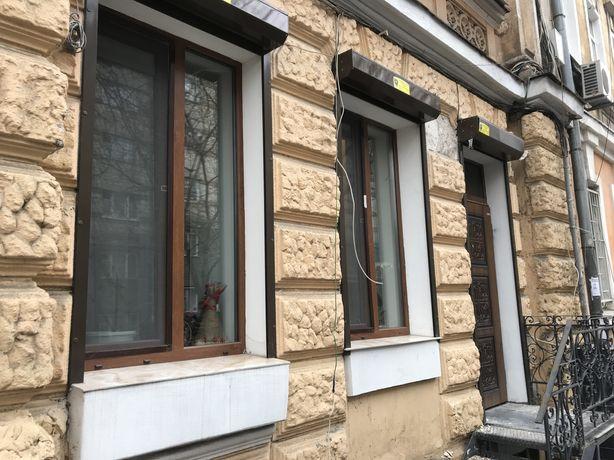Фасад , центр р-н Пл. Льва Толстого