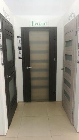 Двері скляні ТМ Верто