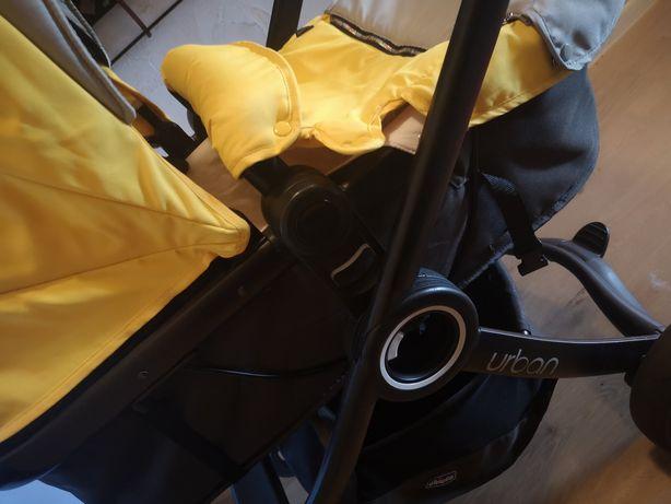 Wózek dziecięcy chicco 2w1 urban