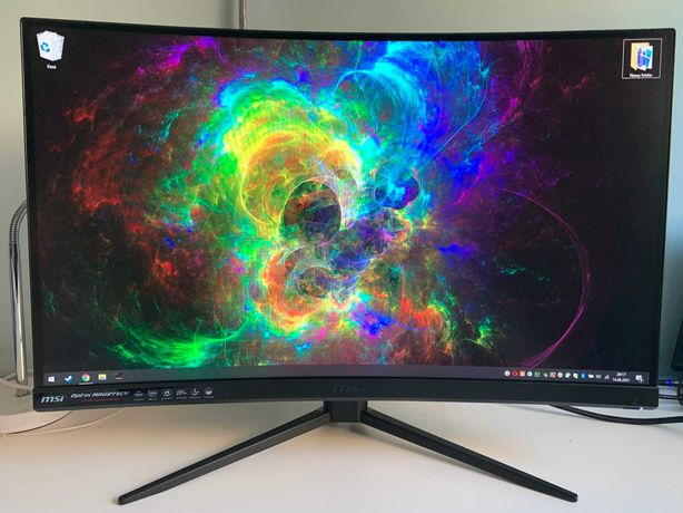 Monitor MSI Optiplex MAG271CV