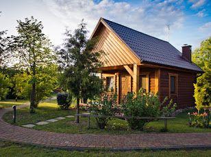 Całoroczny domek w Sierakowie. Zapraszamy!!!