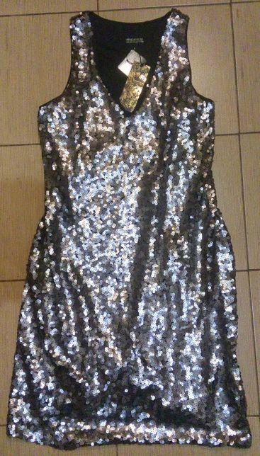 Нарядное женское платье House Collection, размер L новое Оригинал