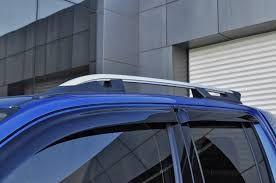 Рейлинги багажник на крышу перемычки Volkswagen Amarok 2010-2020