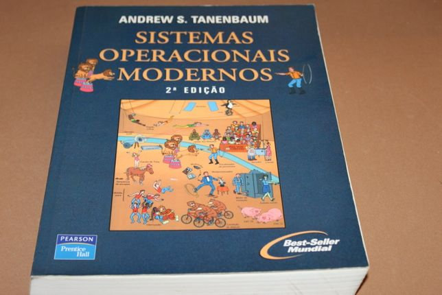Sistemas Operacionais Modernos- 2ªedição