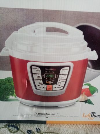 Panela eléctrica robot cooker