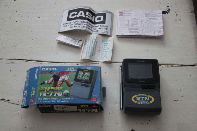 casio -stare radio na baterie