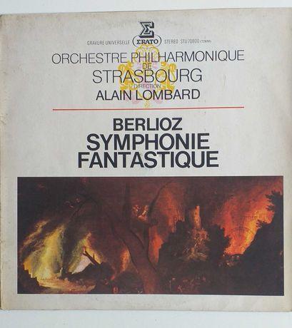 Berlioz- Symphonie Fantastique - OP Strasbourg Vinil LP