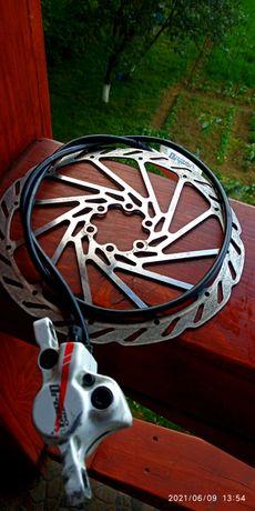 Тормоз tektro ротор avid